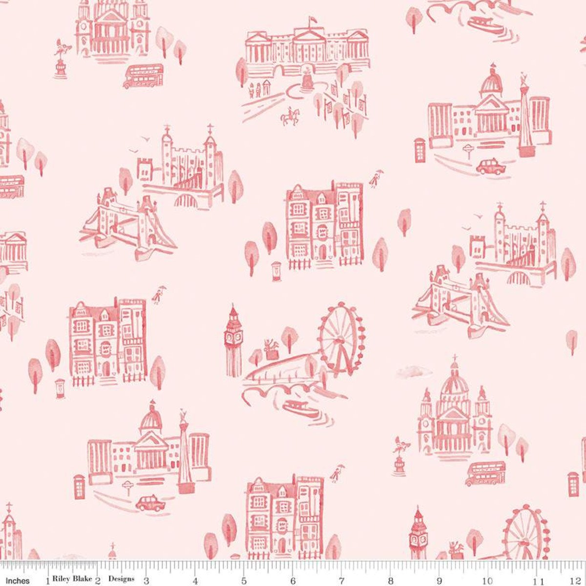 Notting Hill C10201 London Blush