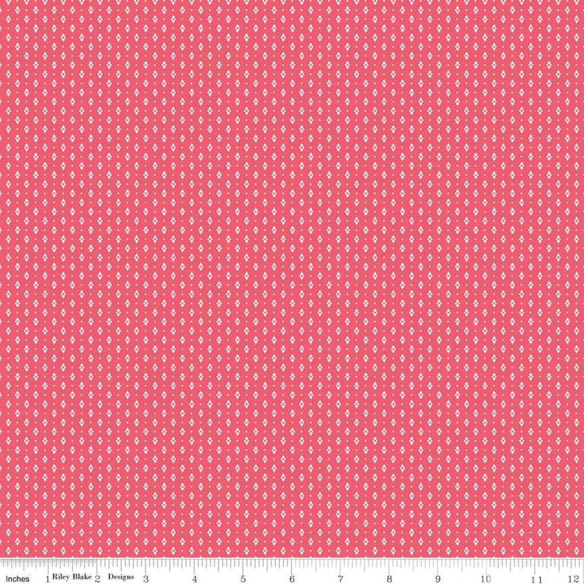 Notting Hill C10205 Diamonds Raspberry