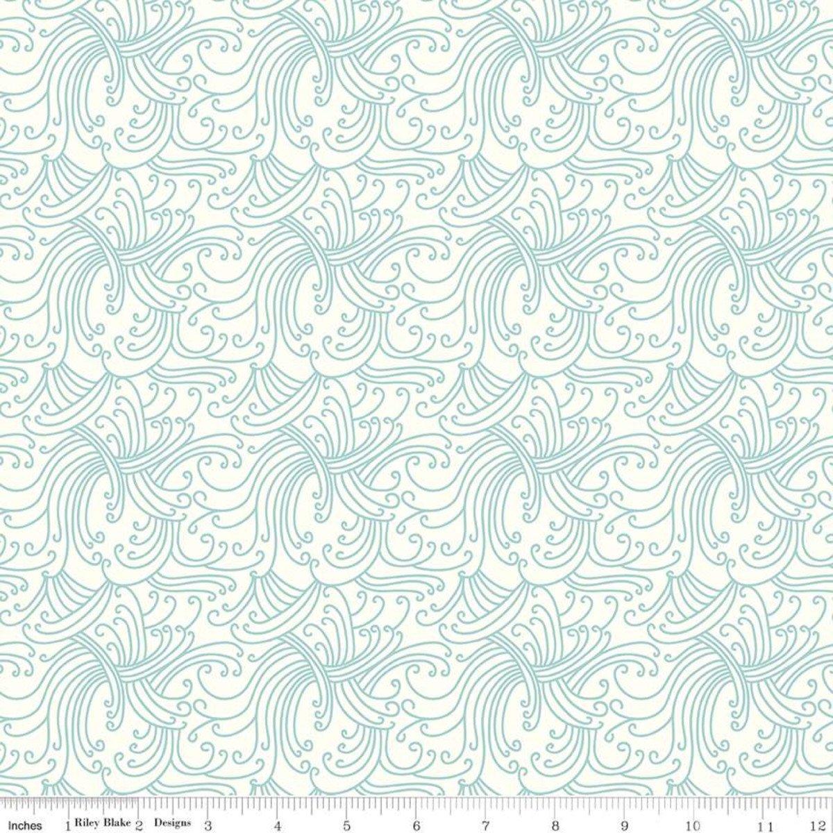 Riptide C10302 Waves Cream