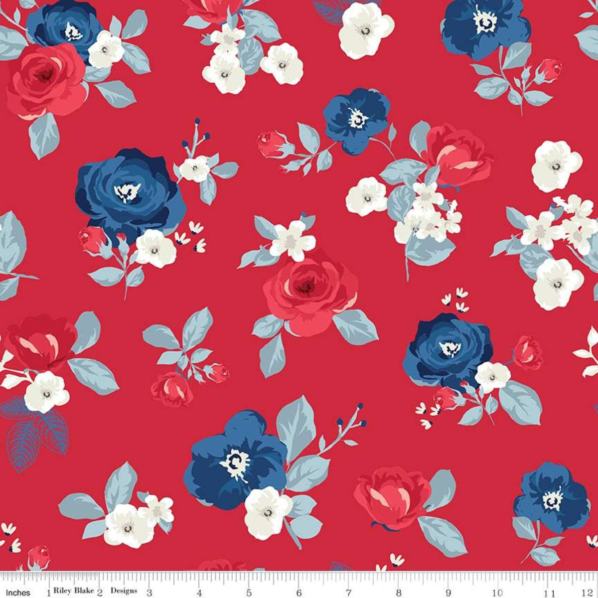 Land of Liberty C10560 Roses Red