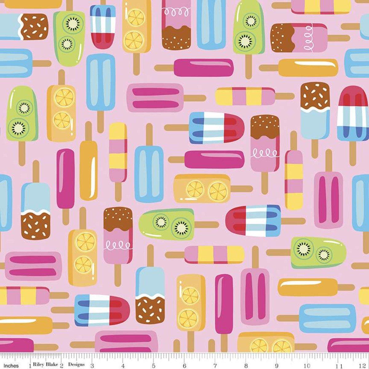 Rainbow C10890 Popsicles Pink