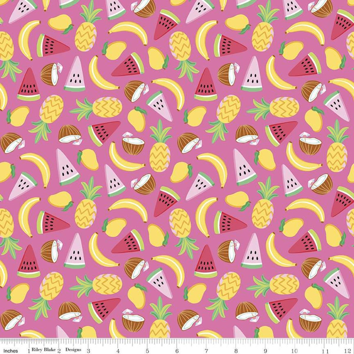 Rainbow C10891 Fruit Toss Pink