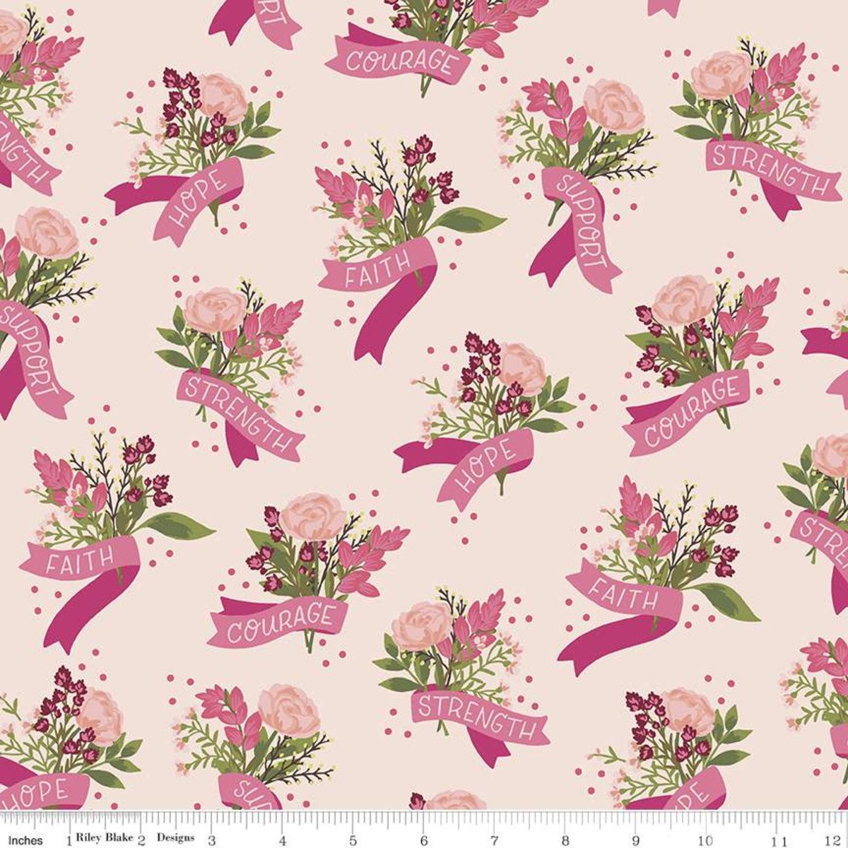 Hope In Bloom C11020 Blush