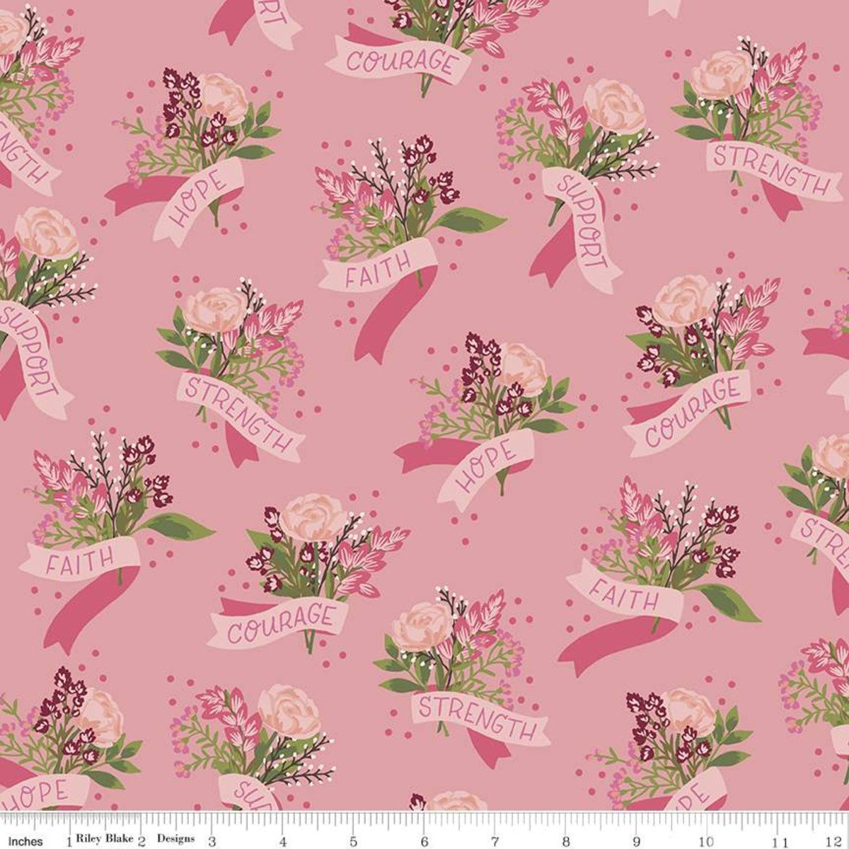 Hope In Bloom C11020 Pink