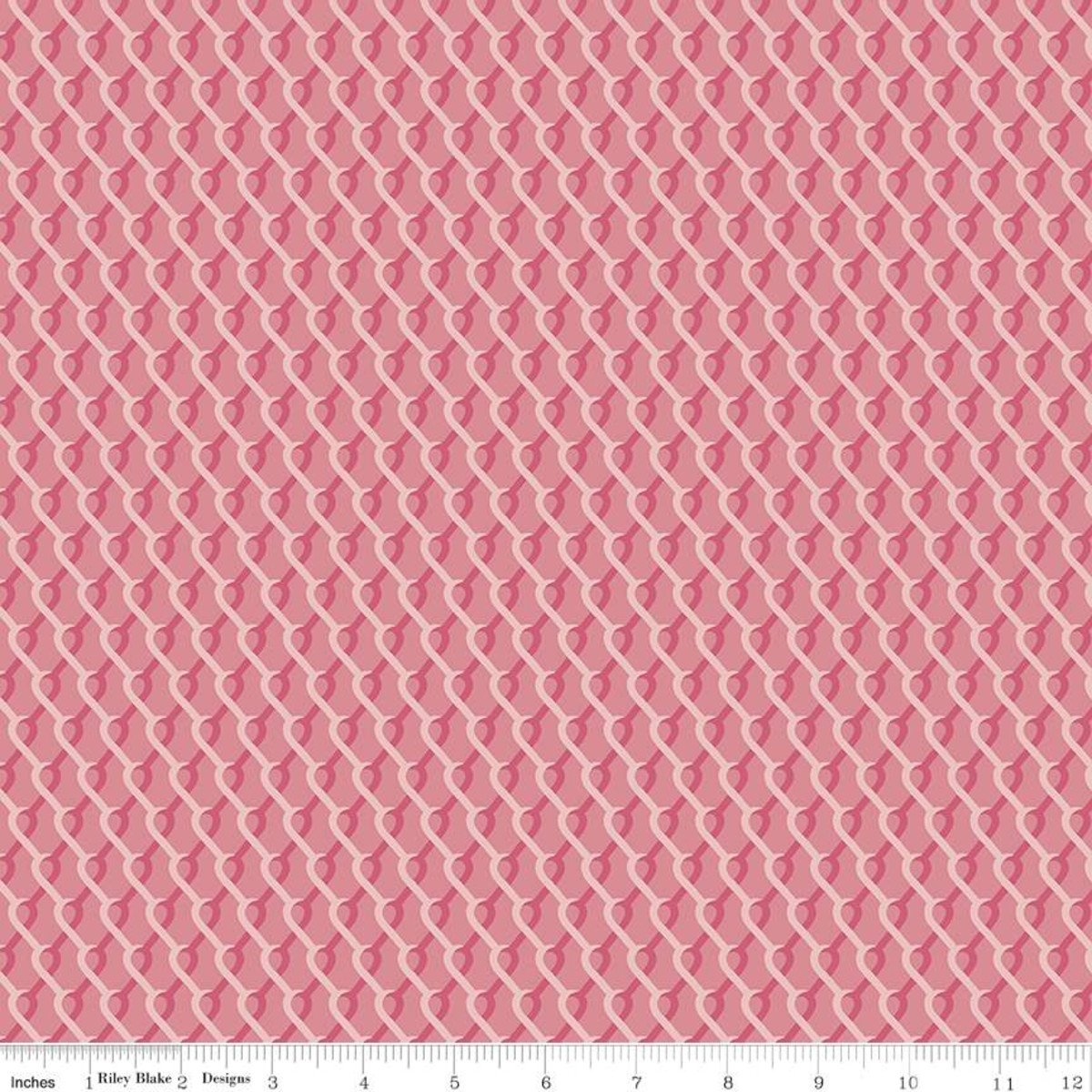 Hope In Bloom C11023 Ribbons Pink