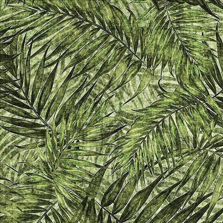 Caravan 26185G Green Palm Leaf