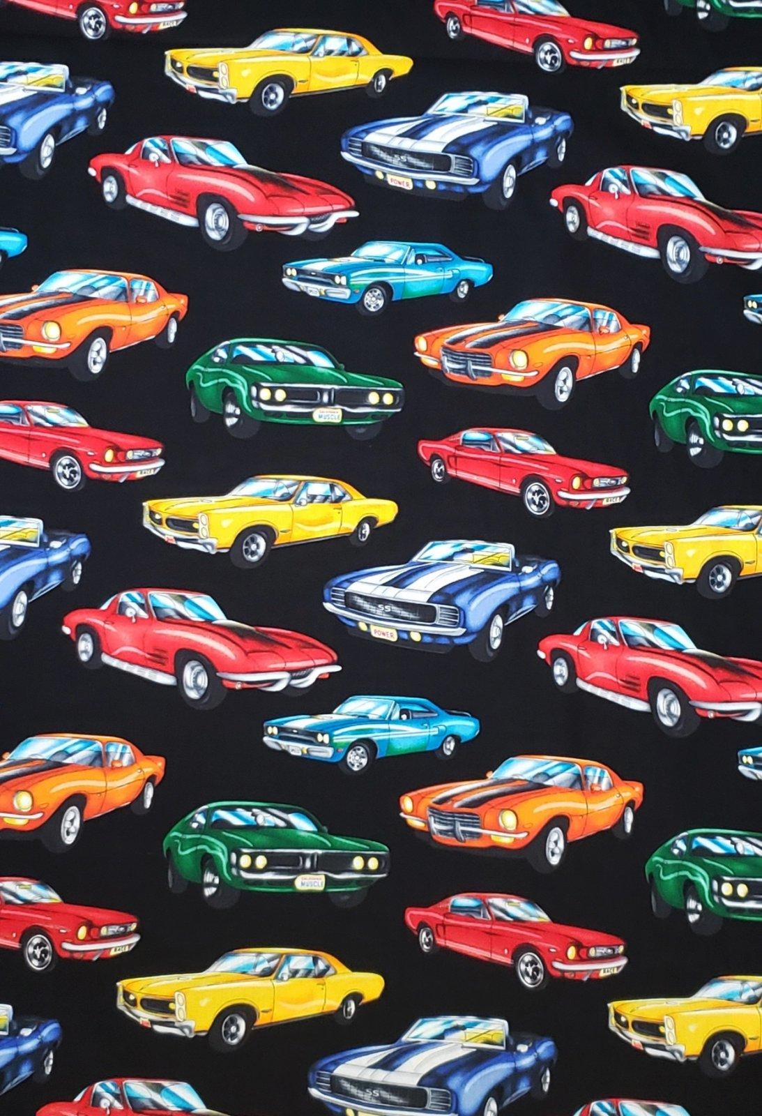 Cars C2476 Black Cars