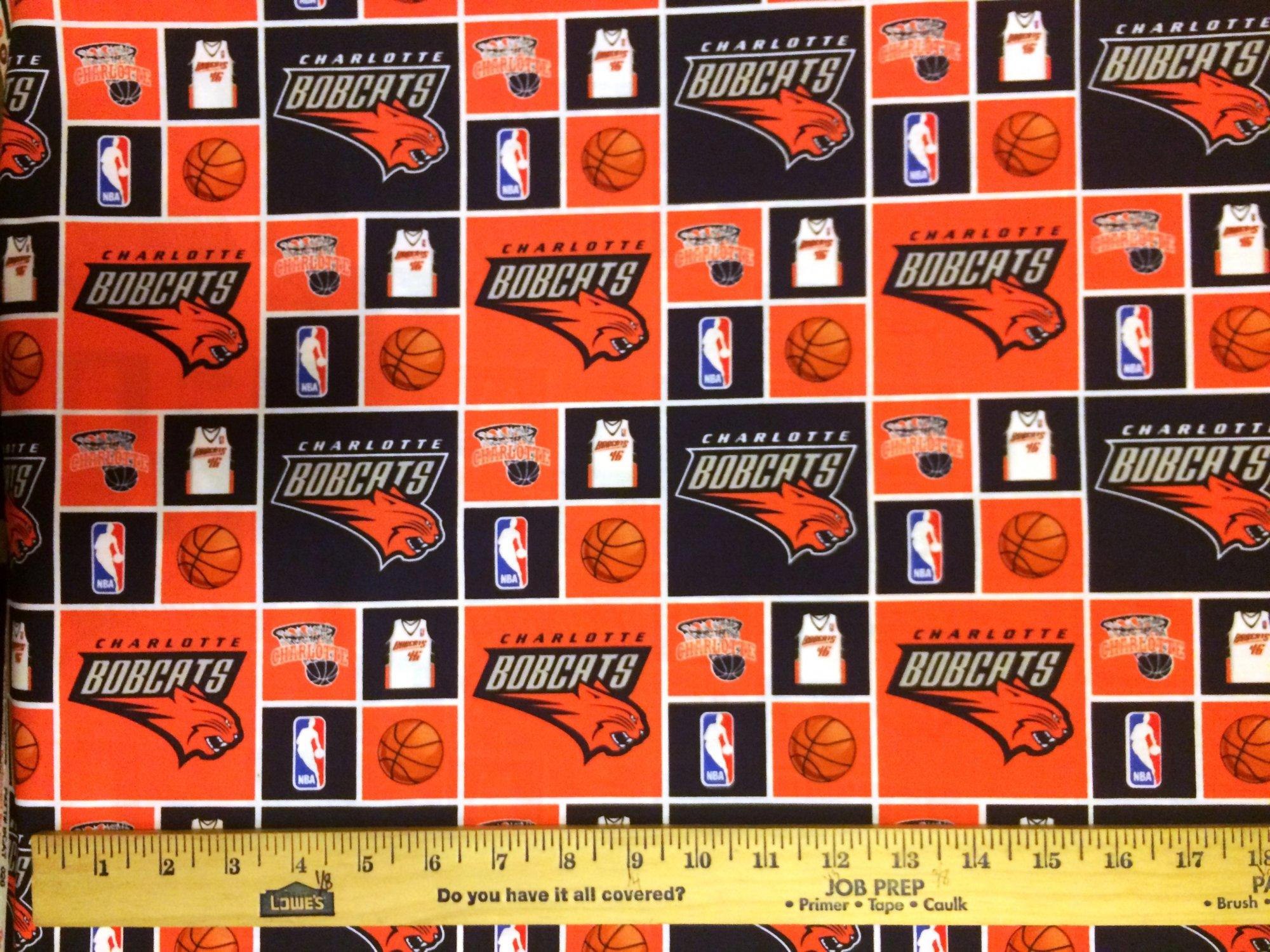 NBA Charlotte Bobcats 020 Orange/Navy