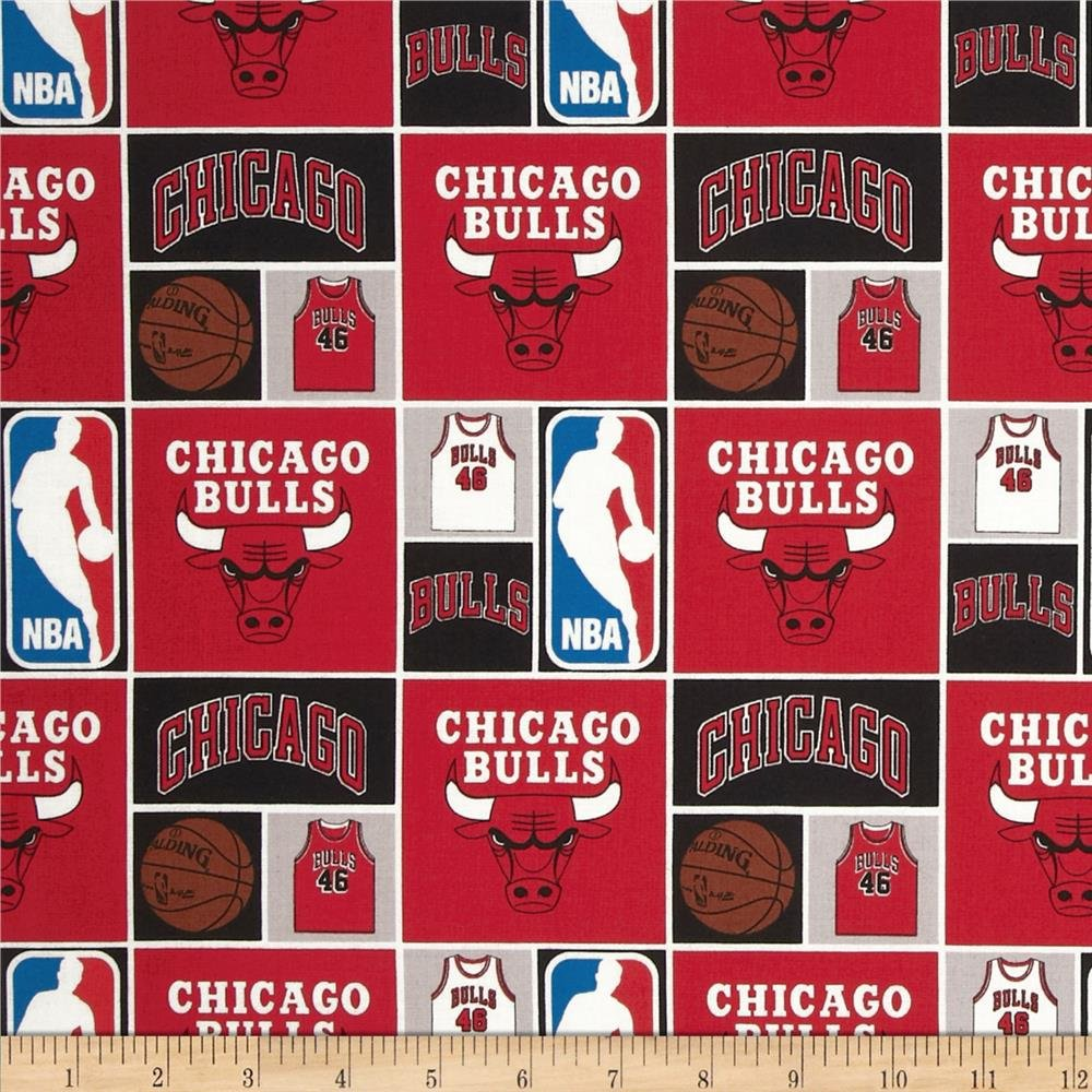 NBA Chicago Bulls 083 Red/Black