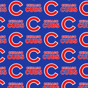 MLB Chicago Cubs 6635B Blue