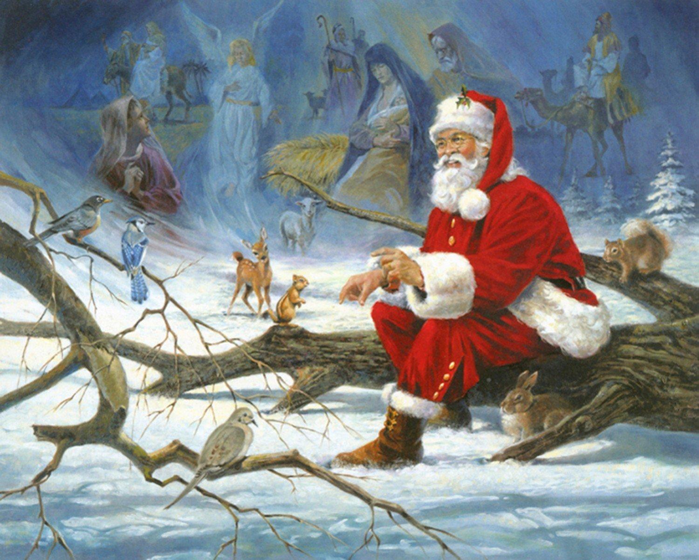 Christmas Story 4063 Panel