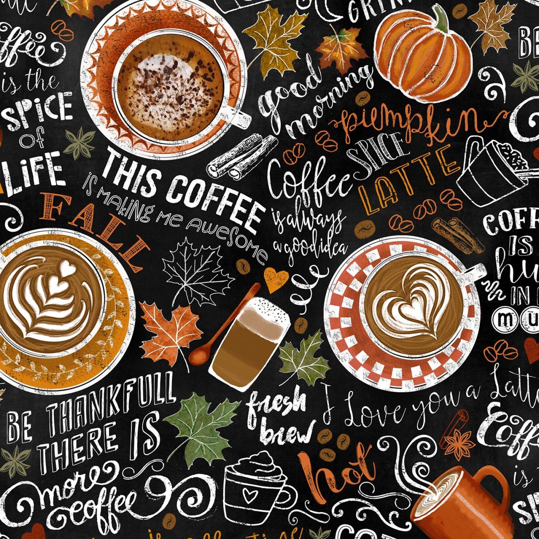 Coffee C7034 Pumpkin Spice Latte