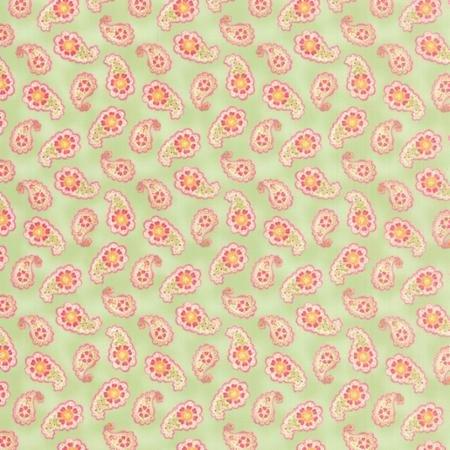 Colette Paisley 33053-14 Lime