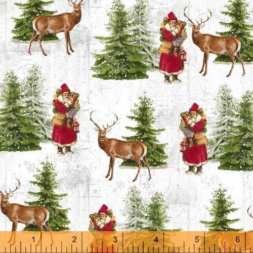 Comfort and Joy 51884-1 Santa
