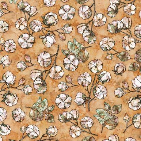 Cotton Couture 27865-S Cotton Toss Gold