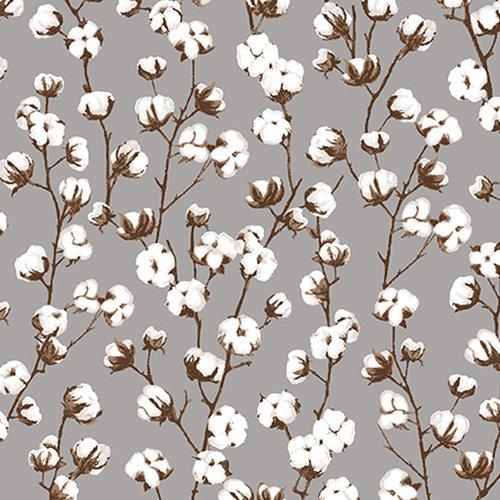 Cotton Plant 4883-93 Grey