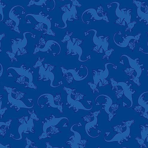 Dragons Rule CX8851 Warrior Navy