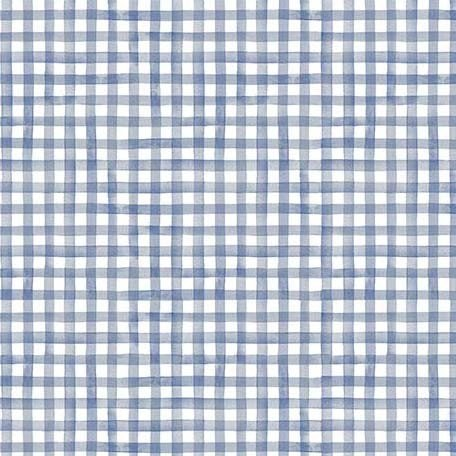 Land That I Love CX9706 Liberty Gingham Denim