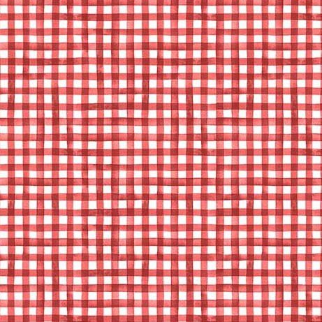 Land That I Love CX9706 Liberty Gingham Red