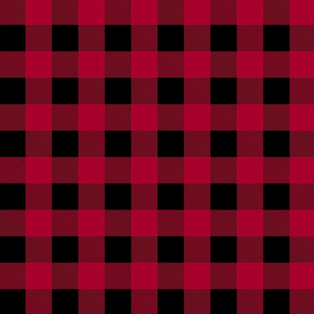 Dad Plaid Buffalo Red 51869-1
