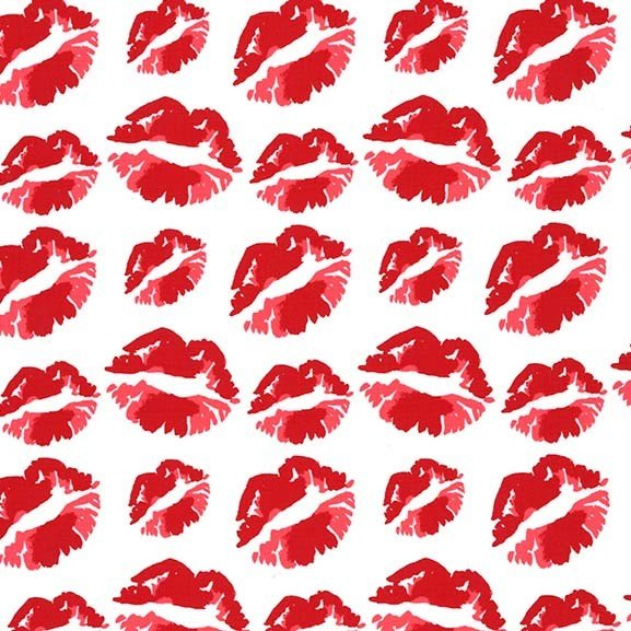 Glam Girls DC8244 Pout Red Lips