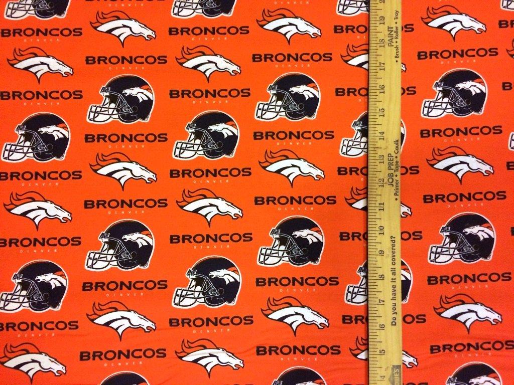 NFL Denver Broncos 6718 Orange