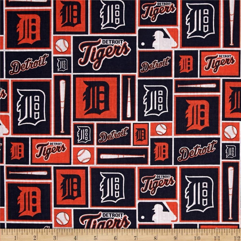 MLB Detroit Tigers 6660B Block