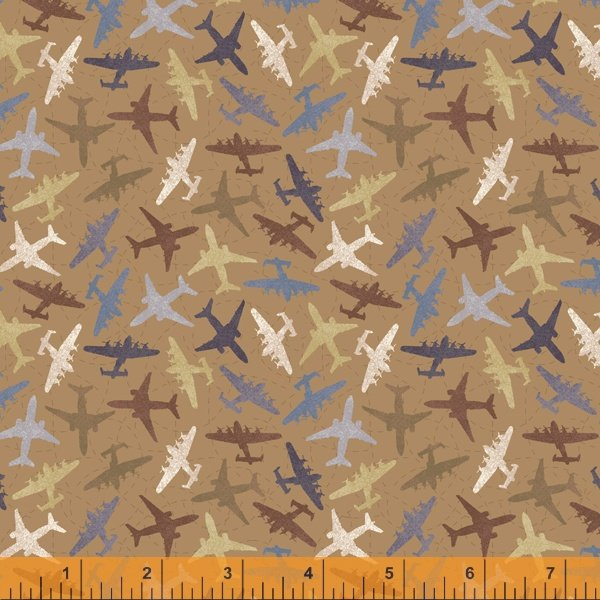 Discover Planes 52627-5 Brown