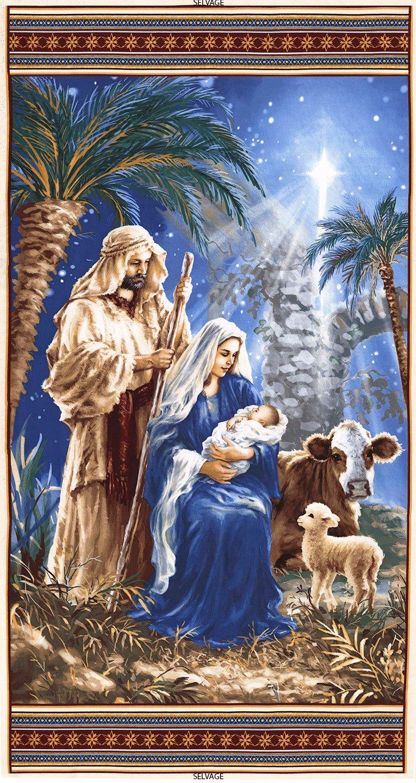 Nativity C6011 24 Panel
