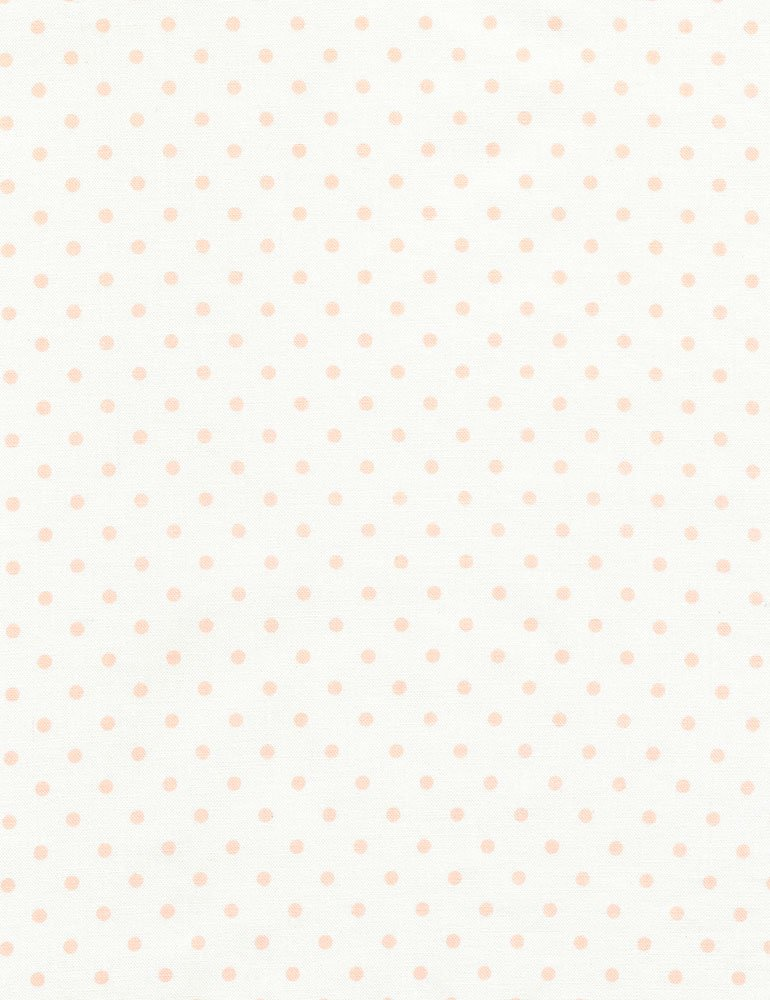 END OF BOLT You are my Sunshine Polka Dots C1820 Cloud - .61 YD