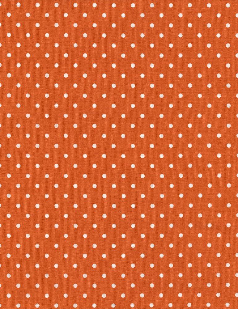 Polka Dots C1820 Orange