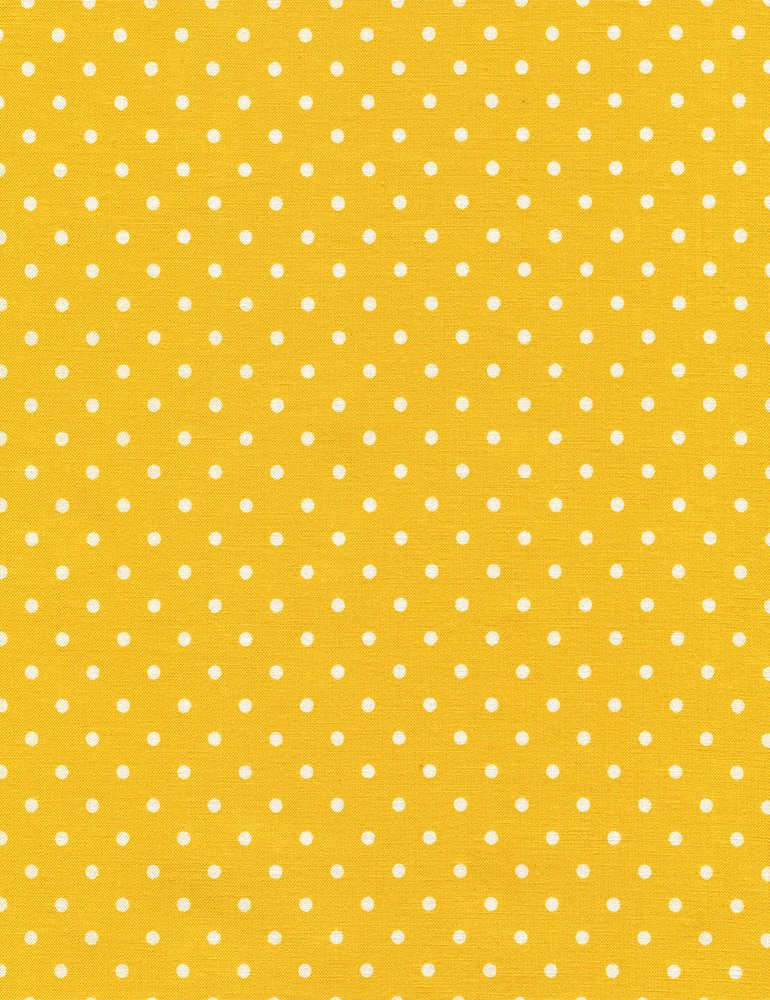 Polka Dots C1820 Yellow