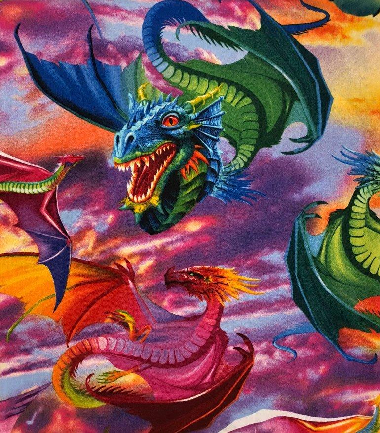 Dragons C6317 Bright