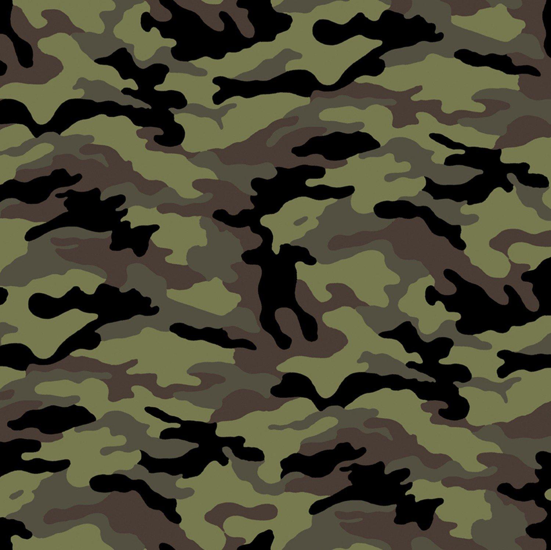 Camouflage Concealment 7083 Black & Olive