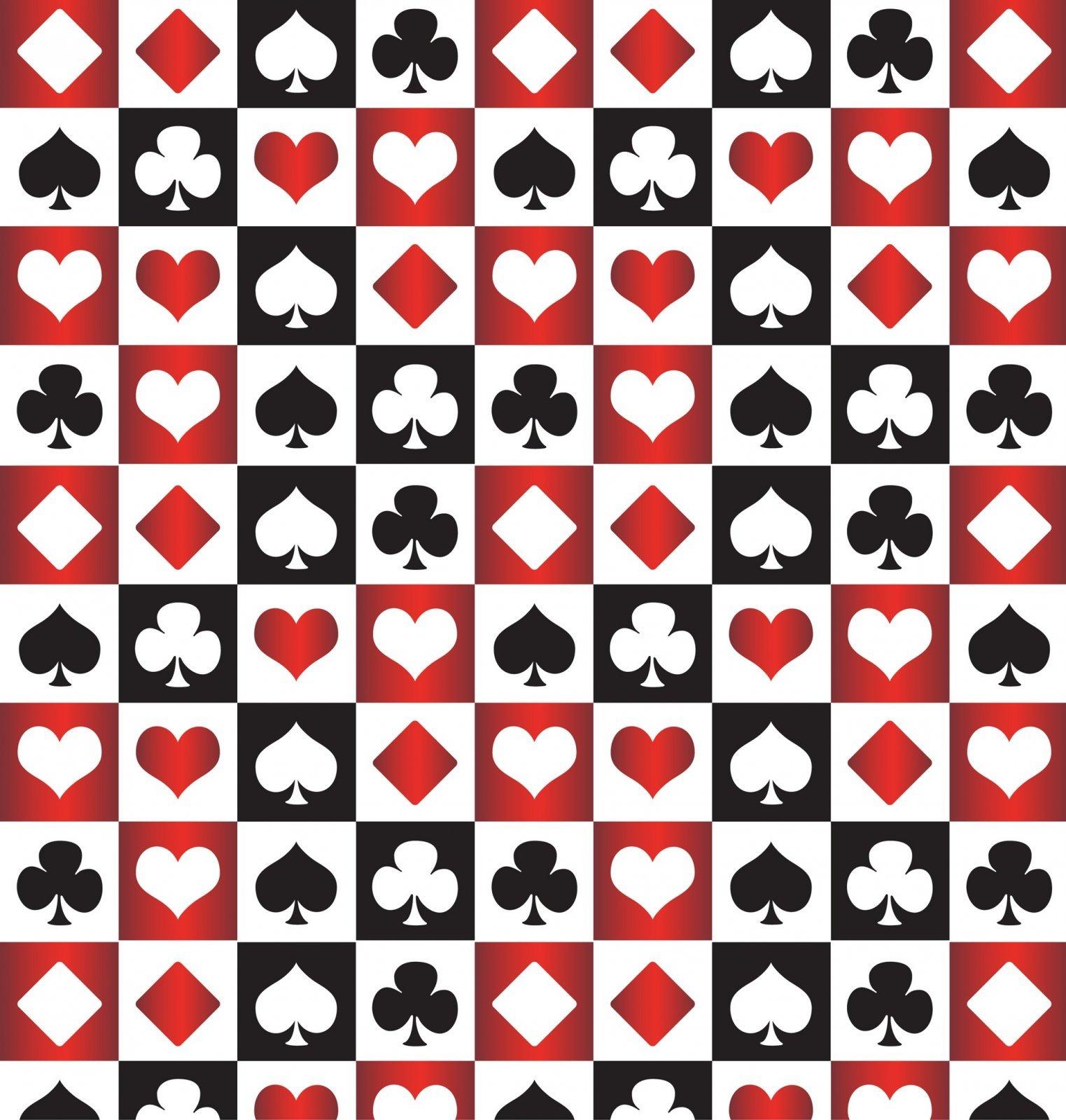 Casino 2563 Suits Grid