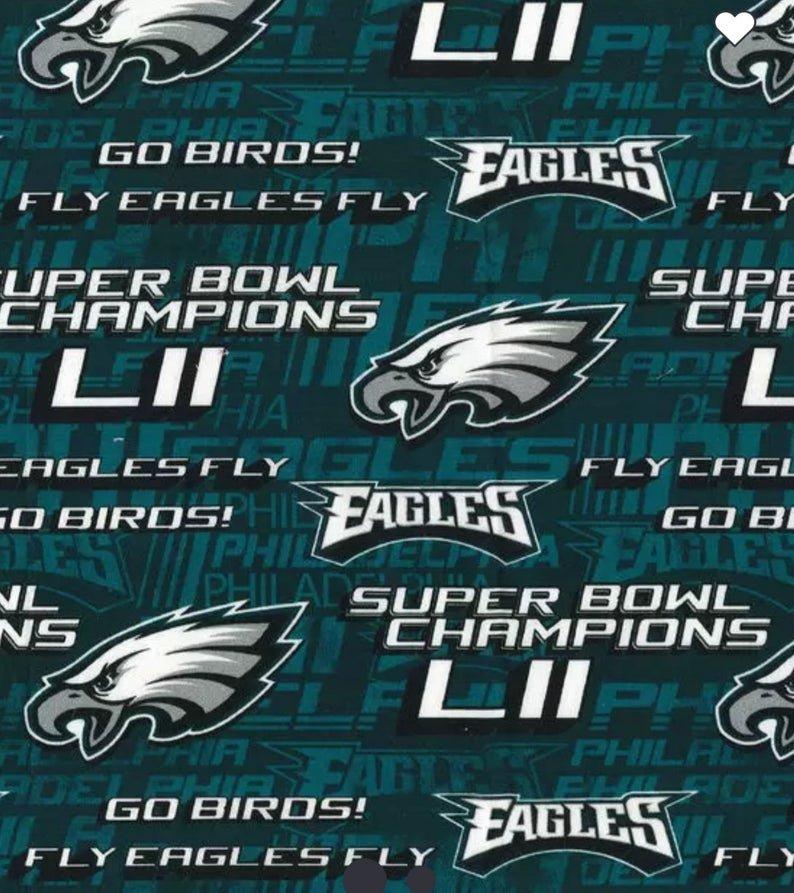 NFL Logo Philadelphia Eagles 70074 Champions 45