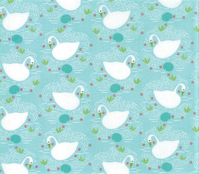 Enchanted 48252-13 Aqua Goose