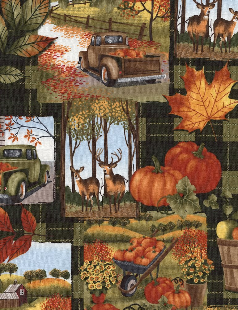 Fall Patch C4336