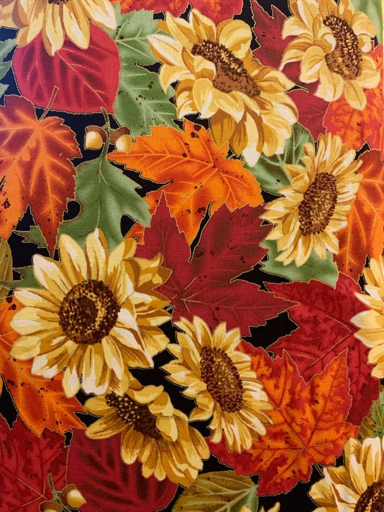 Fall Sunflowers 16434 Multi