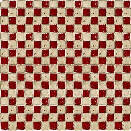 Farmall 10213 Red Checkerboard