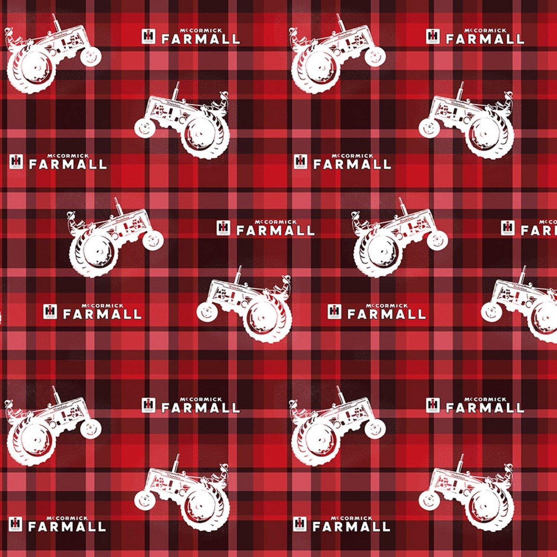 Farmall 10294 Buffalo Plaid