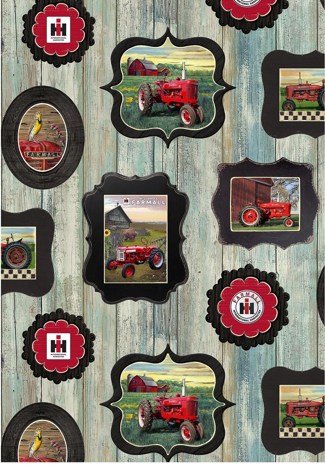 Farmall 10212 Black Frames
