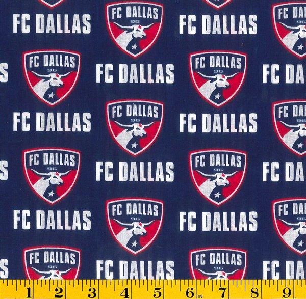 MLS FC Dallas 8733-S1 Navy