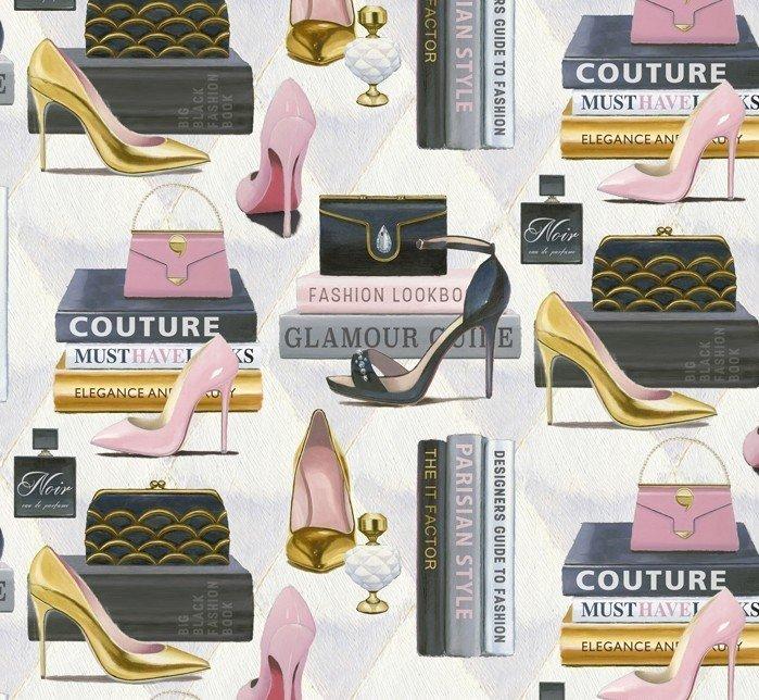 Forever Fashion 5498 Gold/Black