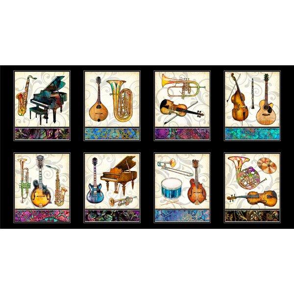 Fine Tuning Music 26843-J Panel