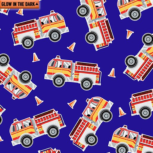 Fire Engines 9737 Blue