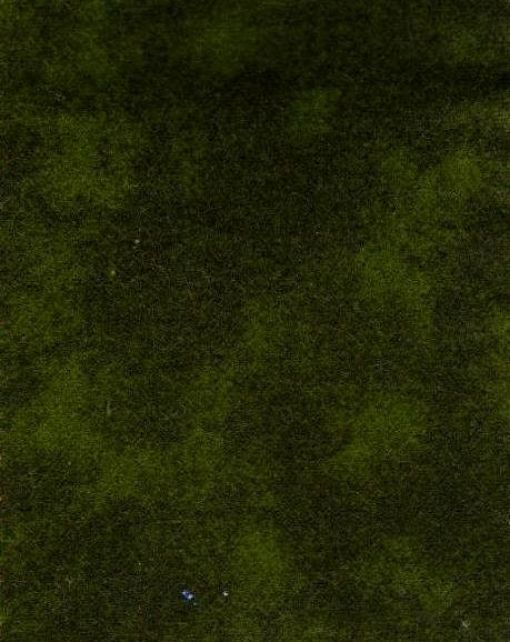END OF BOLT Flannel 44A3 Forest Green - .47 YD
