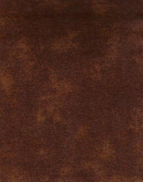 END OF BOLT Flannel 44A6 Chocolate - .69 YD