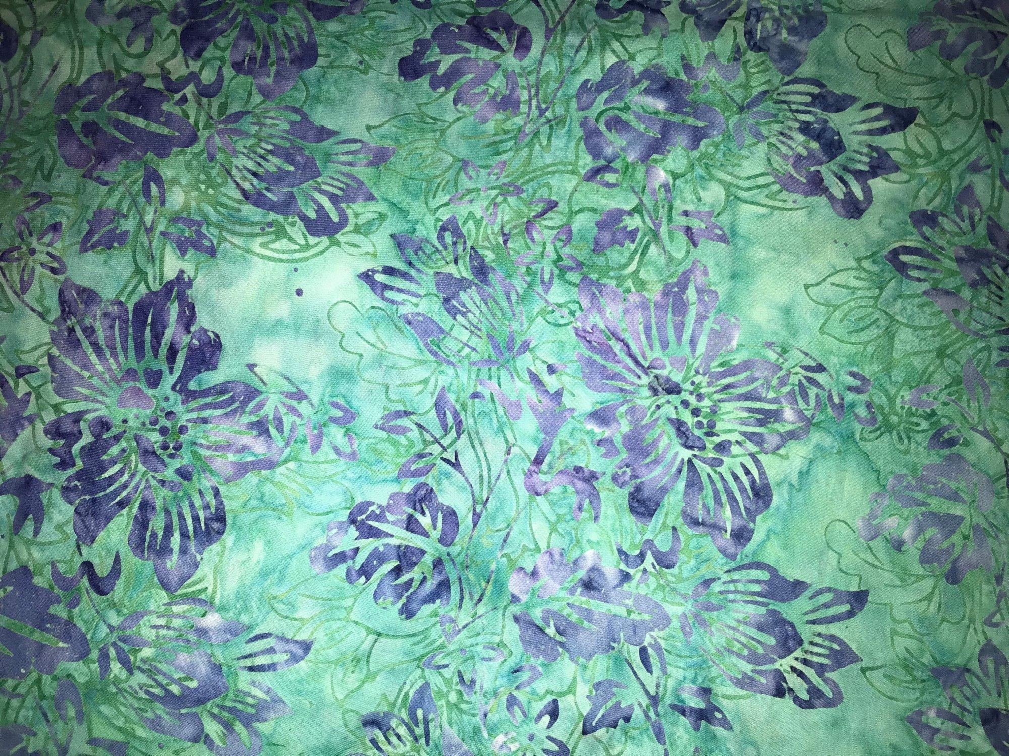 Floral Jewel 4160 Teal