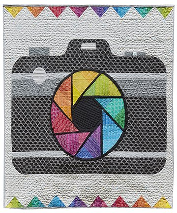 Focus Freeway 50313QK Camera Quilt Kit